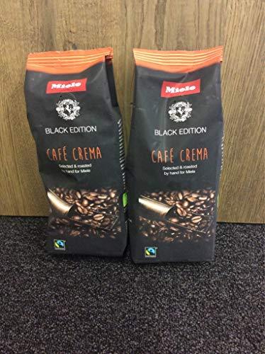 Miele Black Edition CAFÈ CREMA 500g