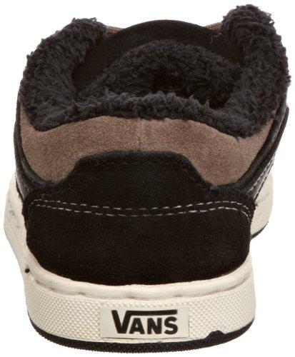 Vans Baxter, Baskets mode mixte bébé Noir ((wthr)blk/qrry)