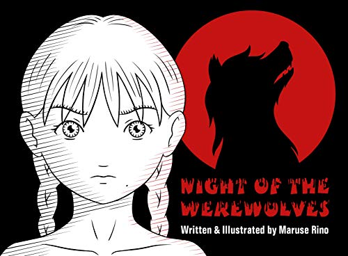 Night of the Werewolves: A Fanatsy Fairy Tale (English Edition) par [Rino, Maruse]
