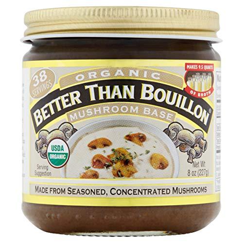 Better Than Bouillon Base, Mushroom, 8 Ounce 8 Oz Bouillon