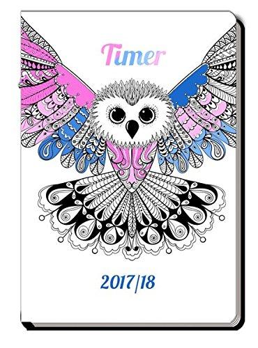 Schülerkalender COLOR ME 2017/18 – Schulplaner