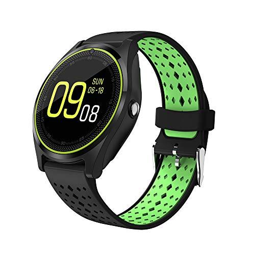 Yimiky Sportuhr Bluetooth, Smartwatch mit Kamera Activity Tracker Informationen Push Heart Rate Monitor Smart Armband Armbanduhr Unterstützung Dial Call GSM Smart Watch für Frauen - 03 (Baby Activity Monitor)