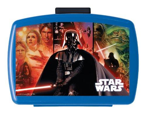 Preisvergleich Produktbild Star Wars Premium Brotdose Lunchbox