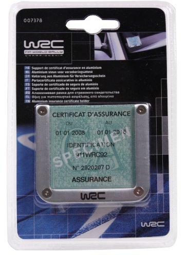 Wrc – Porte Vignette Alu Wrc Acheter en ligne