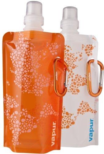 vapur-kids-reusable-plastic-water-bottle-pack-of-2-orange-04-litres-by-vapur