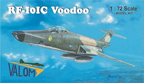 Valom 1/72McDonnell rf-101C Voodoo # 72093–Plastic Model Kit
