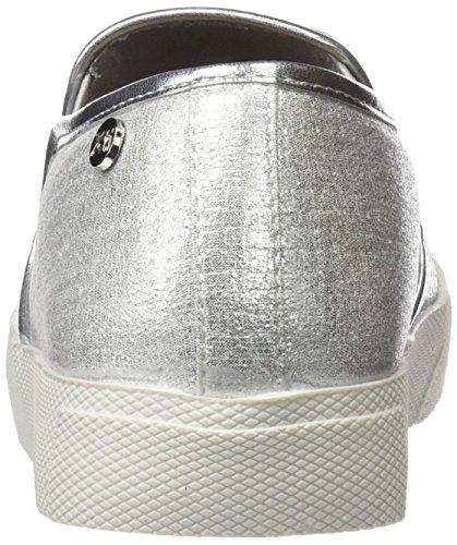 XTI - 046617, Scarpe sportive Donna Argento