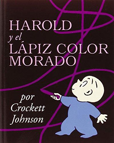 Harold y El Lápiz Color Morado (Coleccion Harper Arco Iris)
