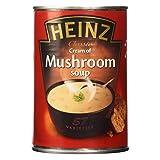 Heinz Classic Cream of Mushroom Soup, 400 g