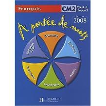 Français CM2 A portée de mots