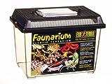 Exo Terra Faunarium klein - Allzweckbehälter für Reptilien, Amphibien, Mäuse und Insekten