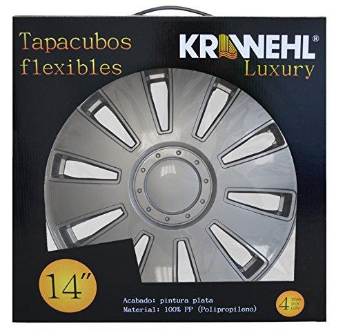 Krawehl-11030000813-Set-Copricerchi-Anser-Diametro-13