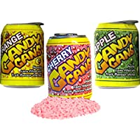 Sherbet Candy Cans (Pack Of 6)