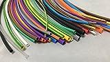 Ultimate Schrumpfschlauch-Set 60PC Farben 200mm lang, verschiedene Tube Sleeve