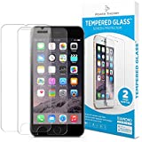 Power Theory Panzerglasfolie Passend für iPhone 7/8 (2 Stück) - Japanische 9H Panzerglas Folie, HD Displayschutzfolie/Panzerfolie, Tempered Glas Schutzglas, Schutzfolie Screen Protector Glass