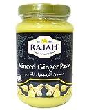 gehackter Ingwer - Minced Ginger - Rajah - MHD-Angebot - 210g
