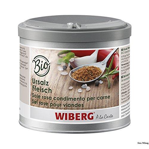 WIBERG – Ursalz Fleisch, Bio – Gewürzsalz 320 g
