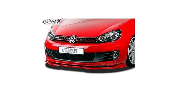 Rdx Frontspoiler Vario X Golf 6 Gtd Gti Frontlippe Front Ansatz Vorne Spoilerlippe Auto