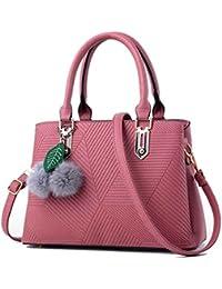 118a252a49c57 Damen Tasche Leder Handtasche Weiblicher Beutel Umhängetasche Gute Qualität