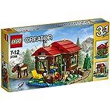 LEGO - 31048 - Creator - Jeu de Construction - La Cabane du Bord du Lac