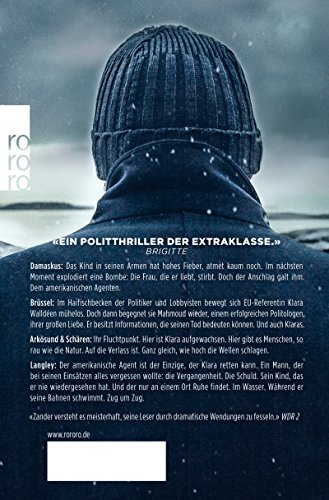 Der Schwimmer (Klara Walldéen, Band 1): Alle Infos bei Amazon
