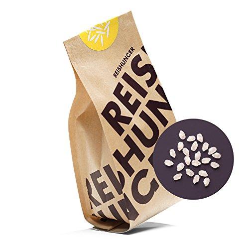 Reishunger Paella Reis, Valencia, Spanien (3kg) Sorte: Bomba - erhältlich in 200g bis 9kg