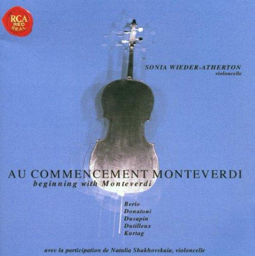 Au Commencement Monteverdi