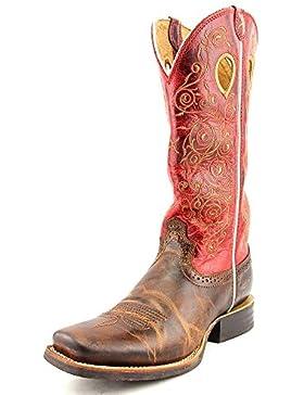 Twisted X Boots Stiefel RUFF STOCK Damen Westernreitstiefel