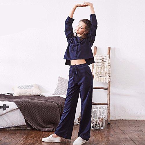 hoom-der-schlafanzug-frauen-langarm-baumwolle-anzug-fruhjahr-und-herbst-bekleidung-madchen-schlafanz