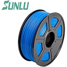 SUNLU 3d printlife ABS 1.75mm, dimensionale + -0,02mm, materiale compatibile con ogni tipo di stampanti 3d Printing Spool
