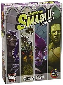 Uplay. it upl050-Juegos Smash Up. arrivano I Monstruos (Expansión para Smash Up)
