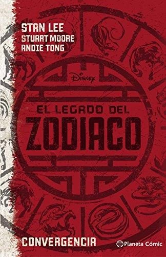 El legado del Zodiaco. Convergencia (Disney) por Disney