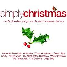 Simply Christmas (Coffret 4 CD)