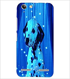 PrintDhaba Spot Dog D-3893 Back Case Cover for LENOVO VIBE K5 PLUS (Multi-Coloured)