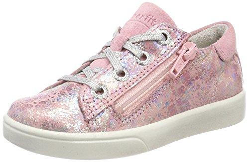 Superfit Mädchen Marley Sneaker, Pink (Rosa Kombi), 38 EU