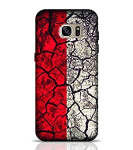 Stylebaby Poland Flag On The Crack Soil Samsung Galaxy S7 Phone Case