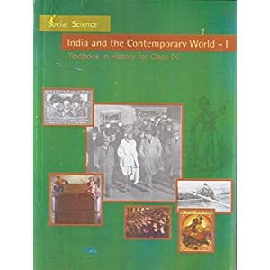 India and The Contemporary World – I TextBook History for Class – 9 – 966