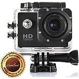 Sports camera Lambent A11 1080P DV Action Waterproof Camera(Black)