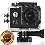 #7: Lambent A11 Full HD 1080P Sports DV Action Waterproof Camera