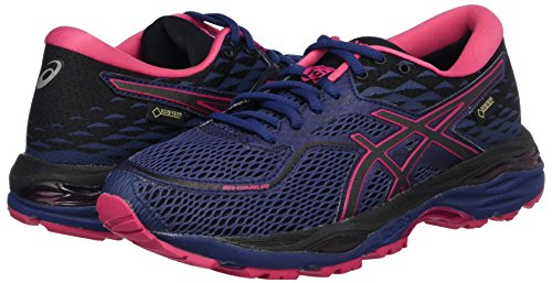 51BeBnTBlzL - ASICS Women's Gel-Cumulus 19 G-tx Running Shoes