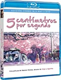 A 5 Centímetros Por Segundo [Blu-ray] - Best Reviews Guide
