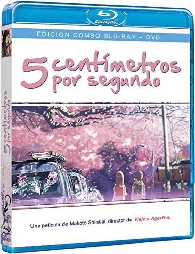 A 5 Centímetros Por Segundo [Blu-ray] 51BeDDeO3EL