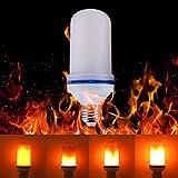 ZT Flimmern Flamme Die Glühbirne LED Feuer-Effekt 7W Dekoratives Licht E27 Basis Atmosphäre Beleuchtung Vintage Flammen Für Bar | Festival Dekoration