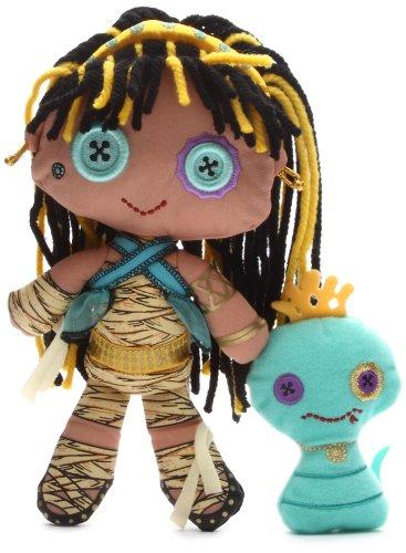 Monster High Plüsch Friends Cleo De Nile & Hissete