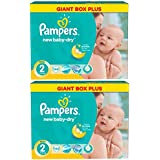 'Pampers Active Baby Dry couches Mini 2 Taille 3–6 kg à 432 couches