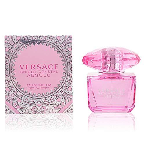 3 Oz Eau De Parfum (Bright Crystal Absolu Eau De Parfum Spray By Versace- 3 Oz by Illuminations)