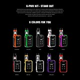 SMOK G-PRIV Kit 220 Watt Farbe Rot