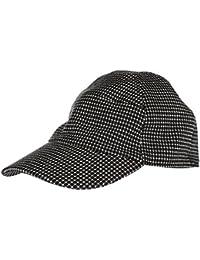 Emporio Armani sombrero gorra de hombre nuevo negro