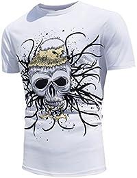 Tefamore Fascinating T-shirt, 2017 nuevos colores creativos del encuentro de Sun cambio de