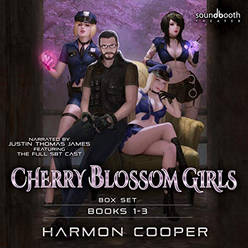 Cherry Blossom Girls Box Set